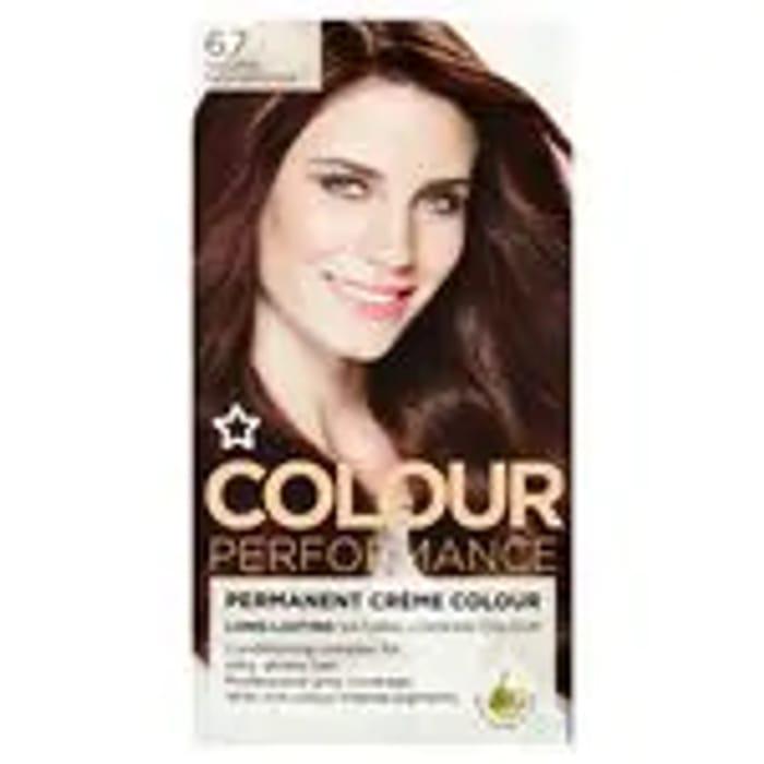 Superdrug Permanent Hair Dye - 2 for £7, 3 for £10 & 4 for £12 (Free C&C)