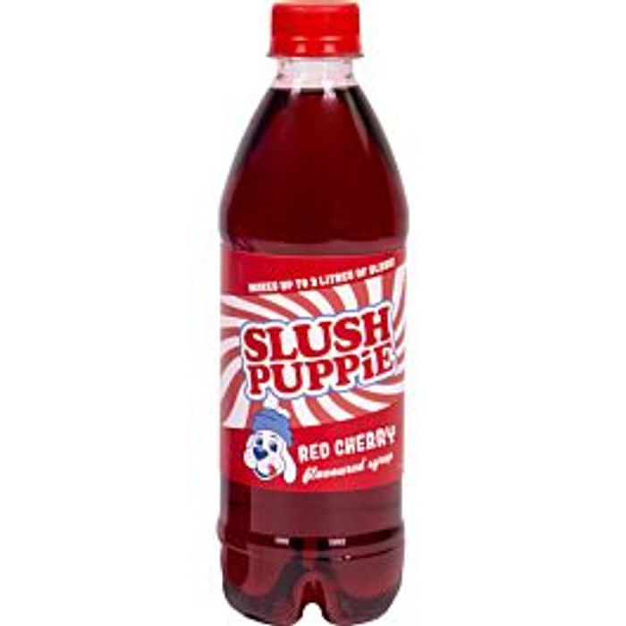 Slush Puppie Syrup - Cherry