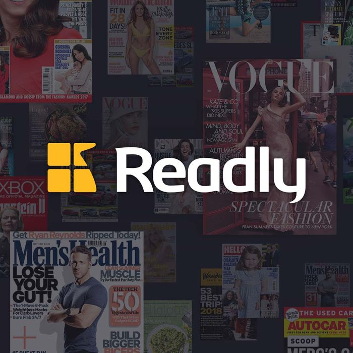 2 Months Free Access to 5,000+ Magazines at Readly