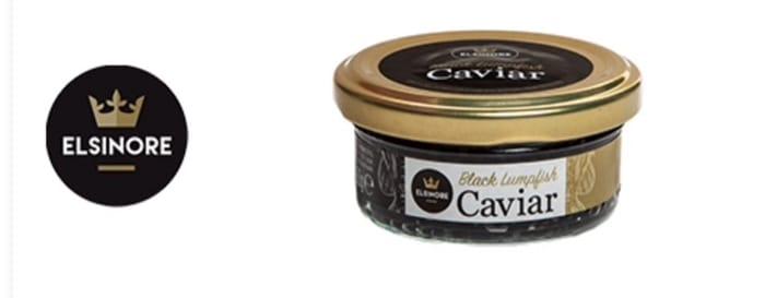 Elsinore Lumpfish Caviar at Waitrose