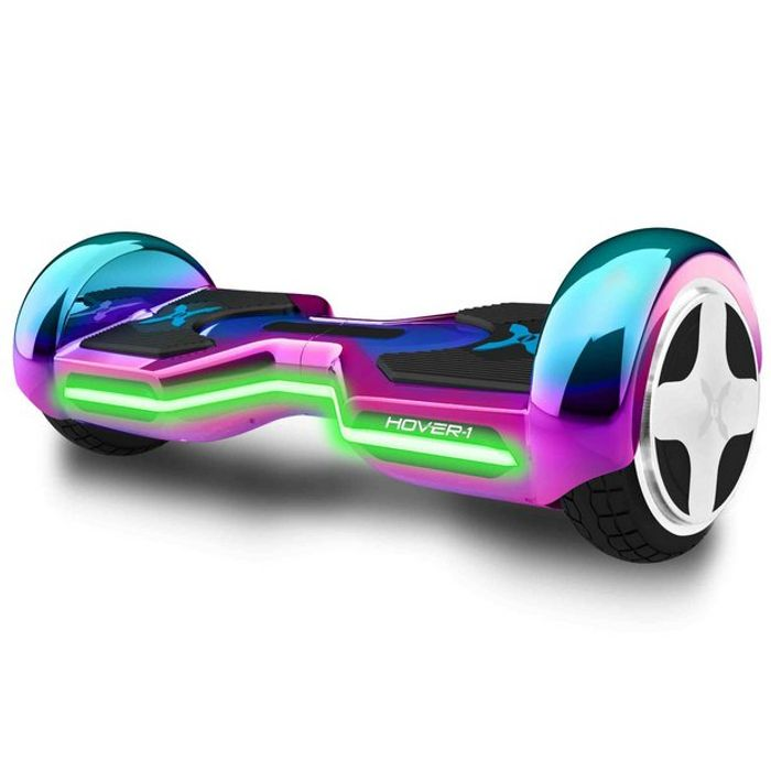Hover-1 Horizon 8 Inch Wheel Iridescent Hoverboard