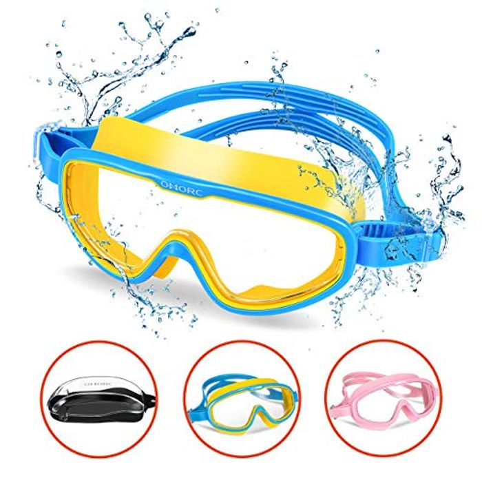 Kids Swimming Goggles 50% OFF