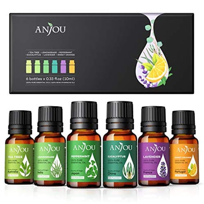 Anjou Essential Oils Set