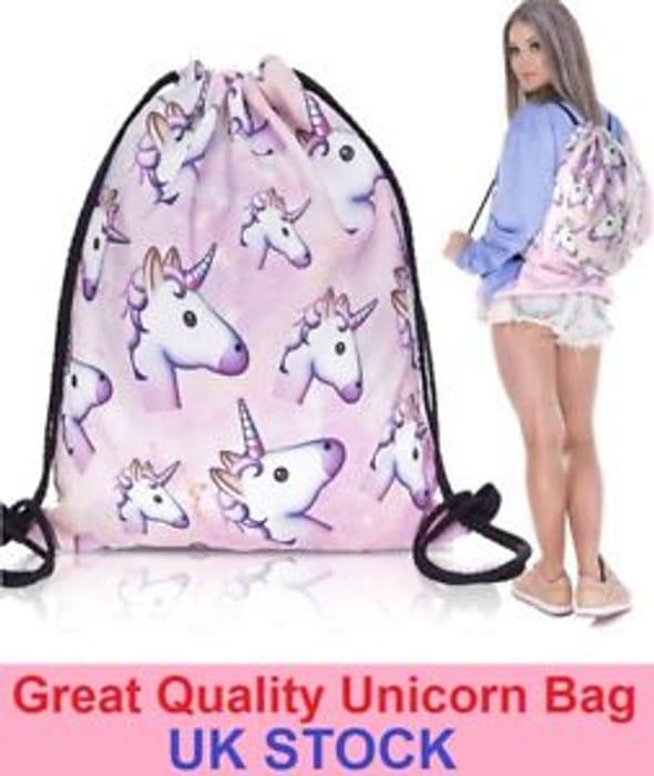 Best Price! Unicorn Emoji Backpack