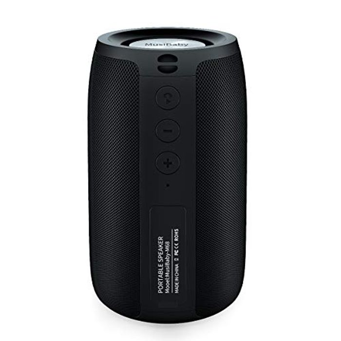 Waterproof Wireless Bluetooth Speaker for £15.80