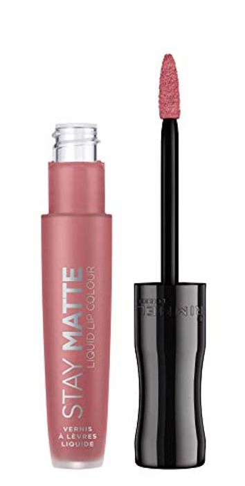 Price Drop! Stay Matte Liquid Lip Colour 110 Blush, 5.5ml Only for £1.25