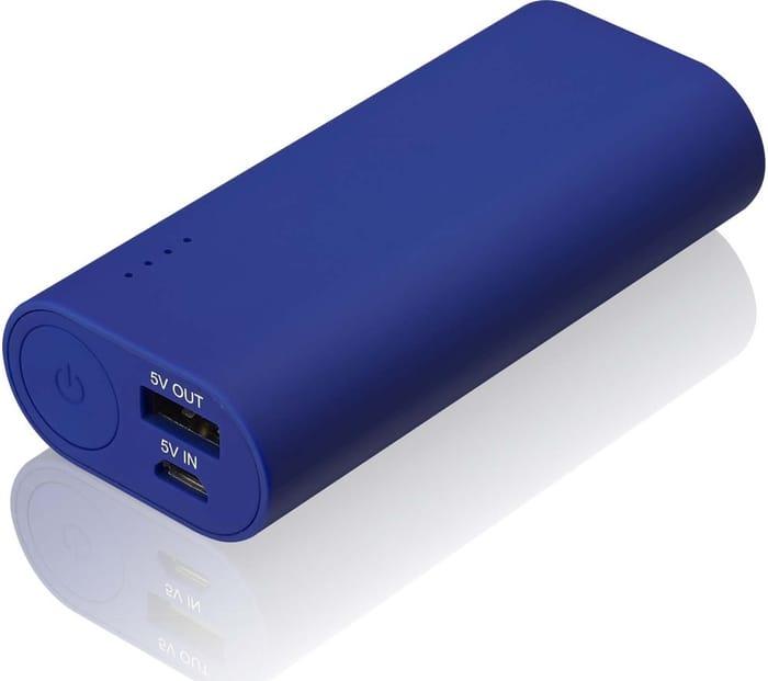 GOJI G6PB6BL16 Portable Power Bank 6700 mAh - Blue