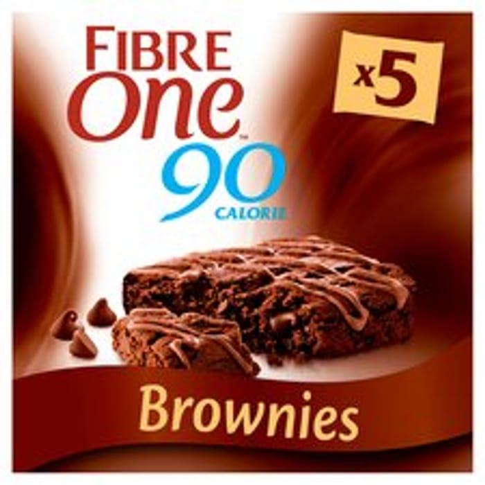 Fibre One Bars 5 X 24g (All Varieties)