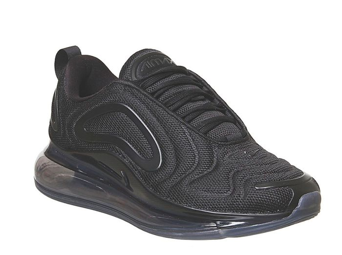 Cheap Nike Air Max 720 Trainers Black Anthracite Only £60!