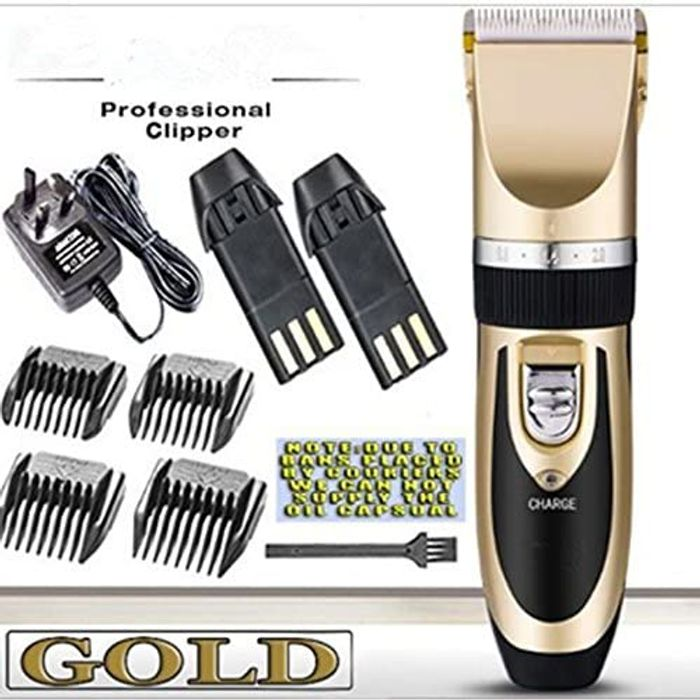 50% off Rechargeable Super Quiet Cordless Battery Electric Hair Cutting Machine