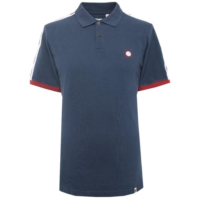Best Price! Colour Block Polo Shirt