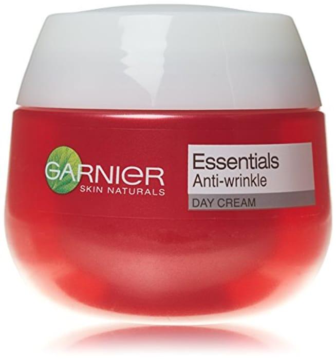Garnier Essentials Anti-Wrinkle Day Cream 50ml