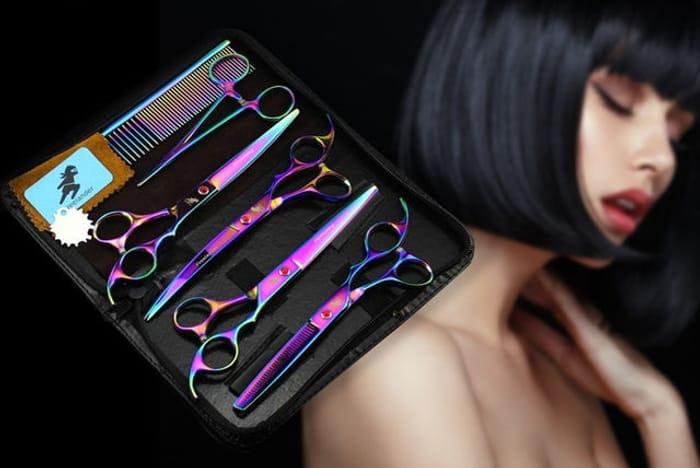 *SAVE £31* 8pc Hairdressing Scissors Set