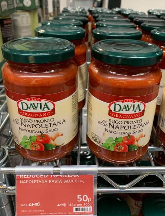 M&S Napoletana Pasta Sauce