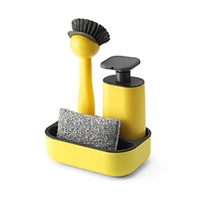 Elements Yellow Soap Dispenser HALF PRICE