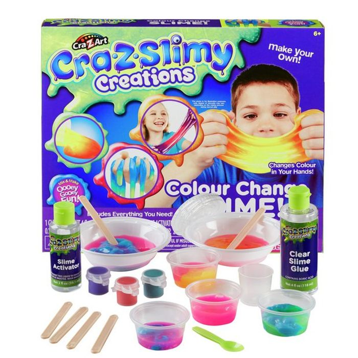 Cra-Z-Slimy Deluxe Colour Change Kit - Save £15