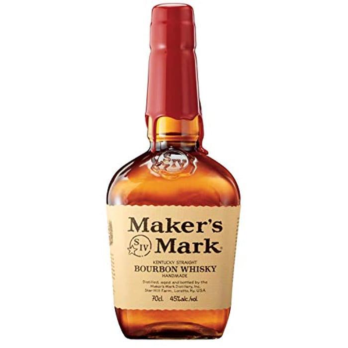 Maker's Mark Bourbon Whisky, 70cl