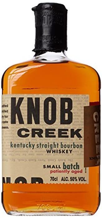 Knob Creek Small Batch Kentucky Straight Whiskey Bourbon, 70cl