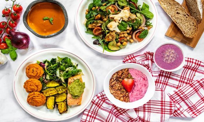 Tuck into Three Meals and Two Snacks for £10