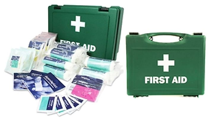53-Piece First Aid Kit - 1 or 2