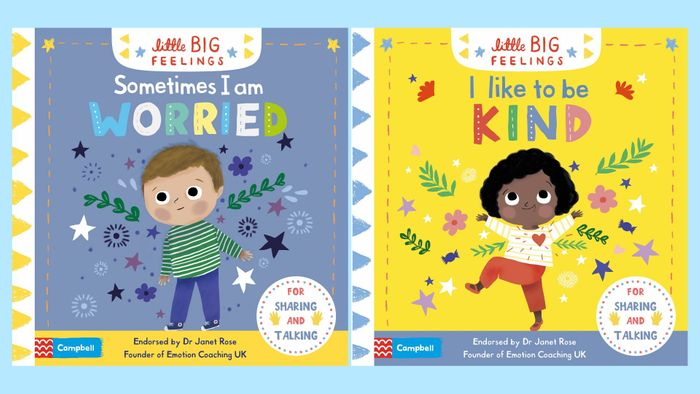 Win a Pair of Beautiful Books about Sharing Our Feelings(10 Winners)