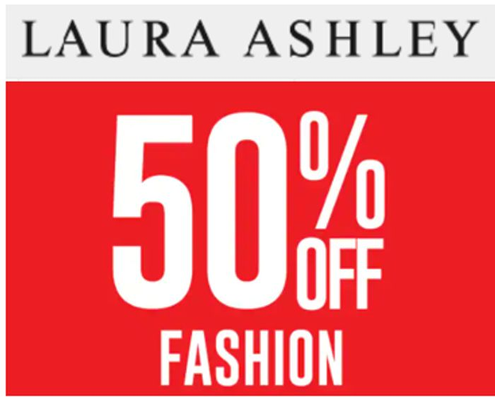 Laura Ashley Dresses, Tops, Cardigans...50% OFF EVERYTHING
