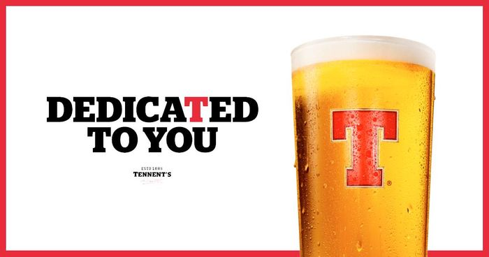 (Scotland) Claim a Free Pint of Tennent's on the 17th July