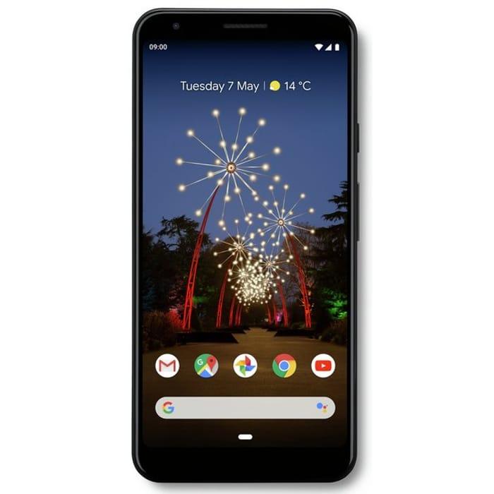 SIM Free Google Pixel 3a XL 64GB Smartphone