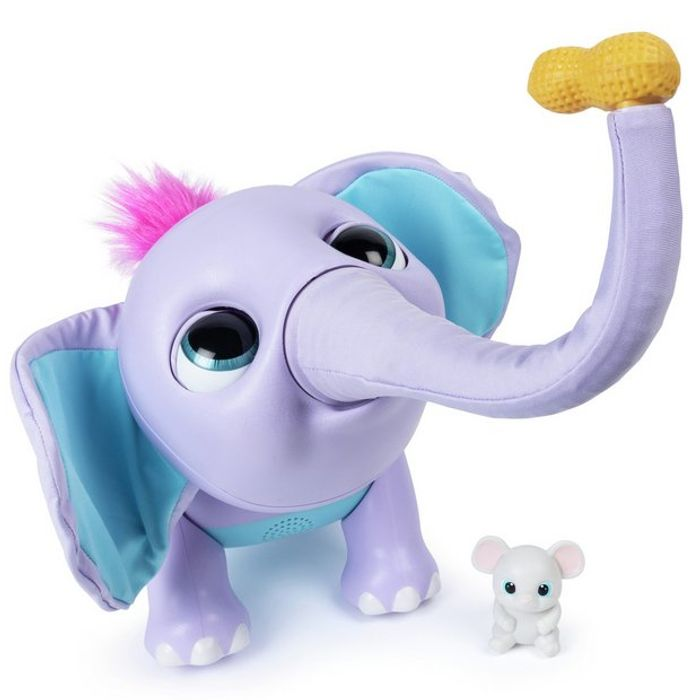 Juno My Baby Elephant Interactive Toy Was £60 Now £20!