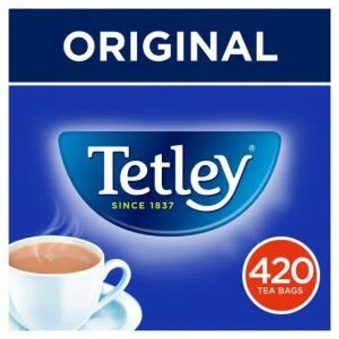 Tetley Original Tea Bags 420pk