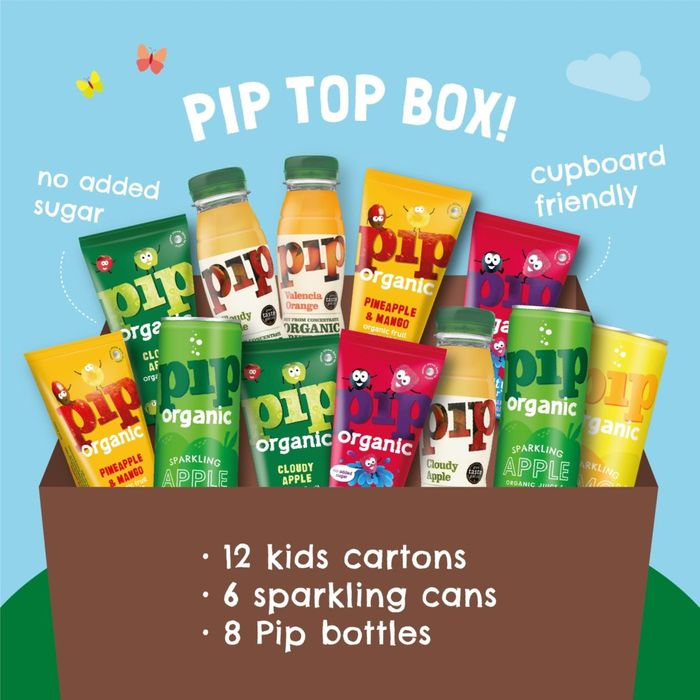Win One Pip-Top Box of Fruity Goodies worth £25