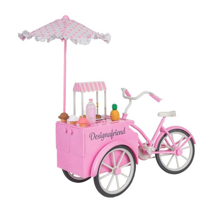 Cheap Chad Valley Designafriend Treat Cycle Cart Only £10