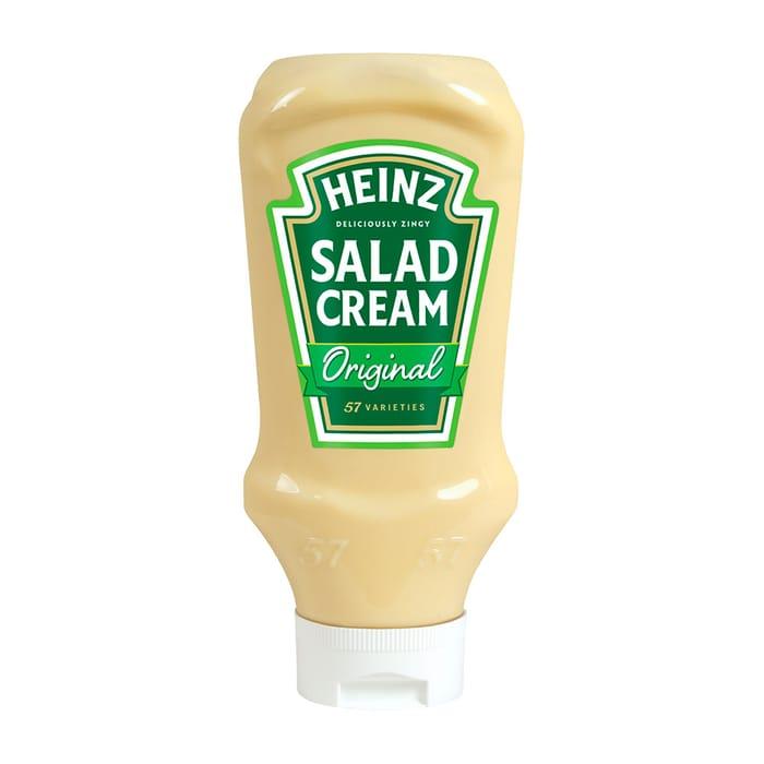 Heinz Salad Cream 570ml