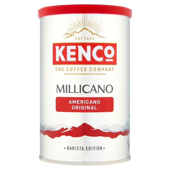 Kenco Millicano Wholebean Instant 100g