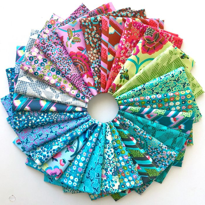 10 Free Mixed Fabric Swatch Samples.