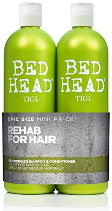 Bed Head Shampoo & Conditioner (2x750ml)