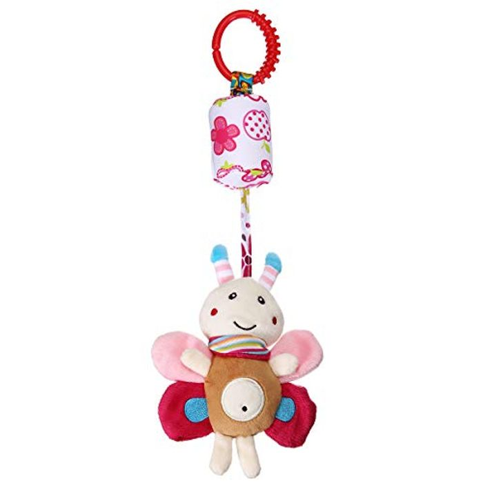 65% off Clip on Baby Toy