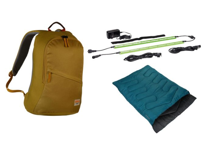 Win a Vango Camping Prize Bundle worth £135