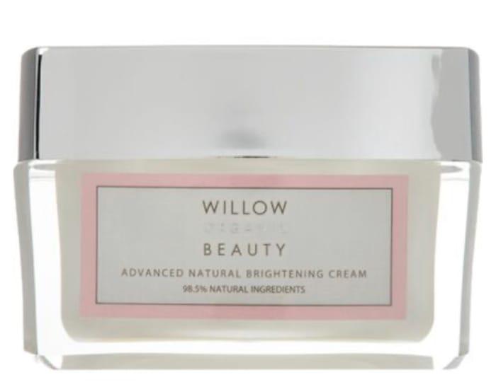 WILLOW ORGANIC BEAUTY Advanced Natural Brightening Cream 50ml