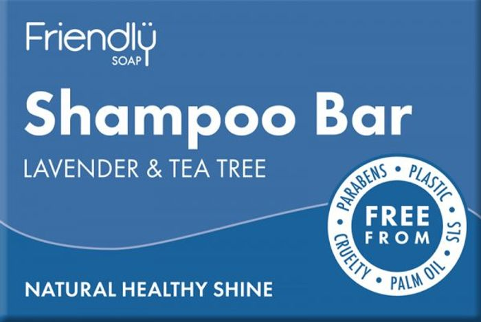 Save 20% with Friendly Soap