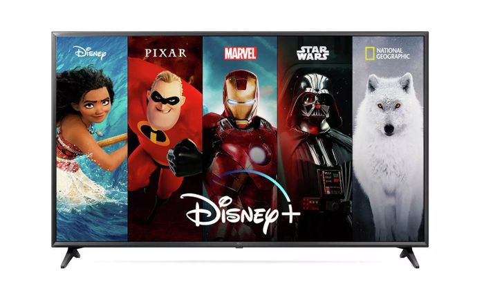 *SAVE £120* LG 65 Inch, Ultra HD 4K, HDR, Smart TV
