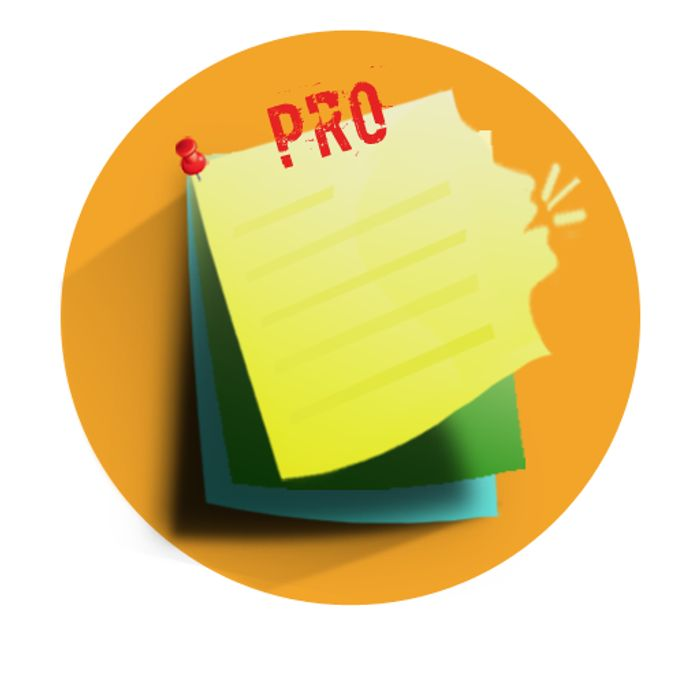 Forever Floating Notes Pro - Usually £2.49