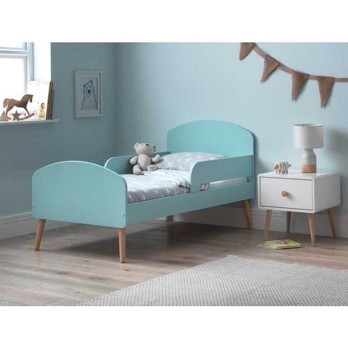 Argos Home Bodie Toddler Bed Frame - Blue