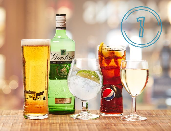 Free Welcome Drink When You Download the Sizzling App