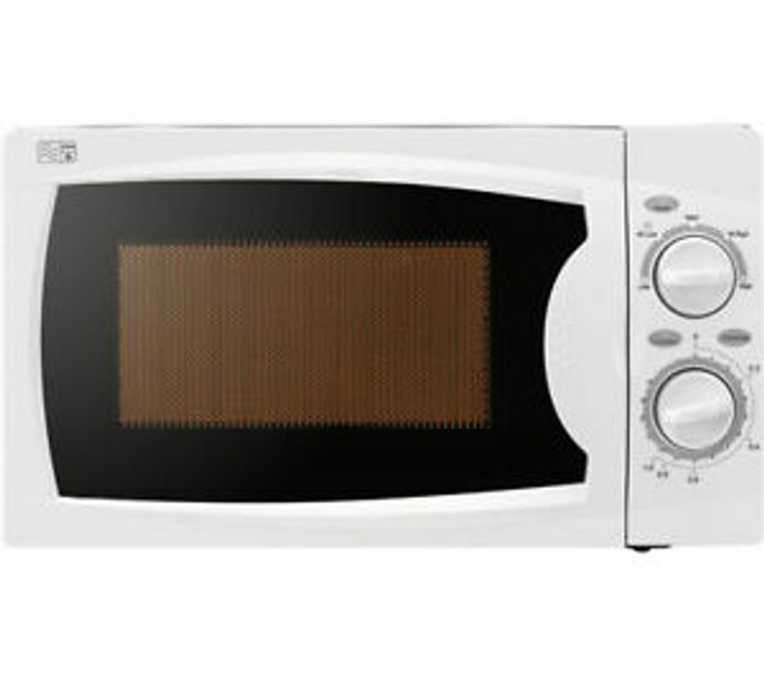 ESSENTIALS C17MW14 Solo Microwave - White - Save £10