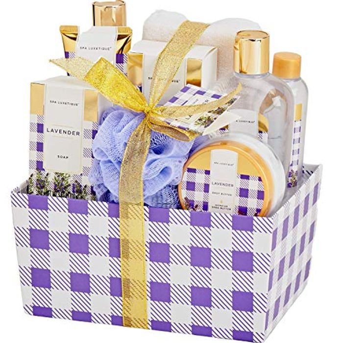 55%OFF Spa Luxetique Spa Bath Gift Set,