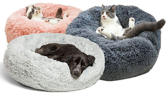 Marshmallow Pet Bed in 3 Sizes - 4 Colours