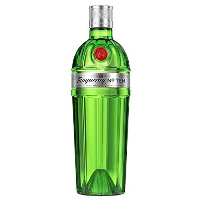 Tanqueray No. TEN Distilled Gin 47.3% ABV - £26 Delivered