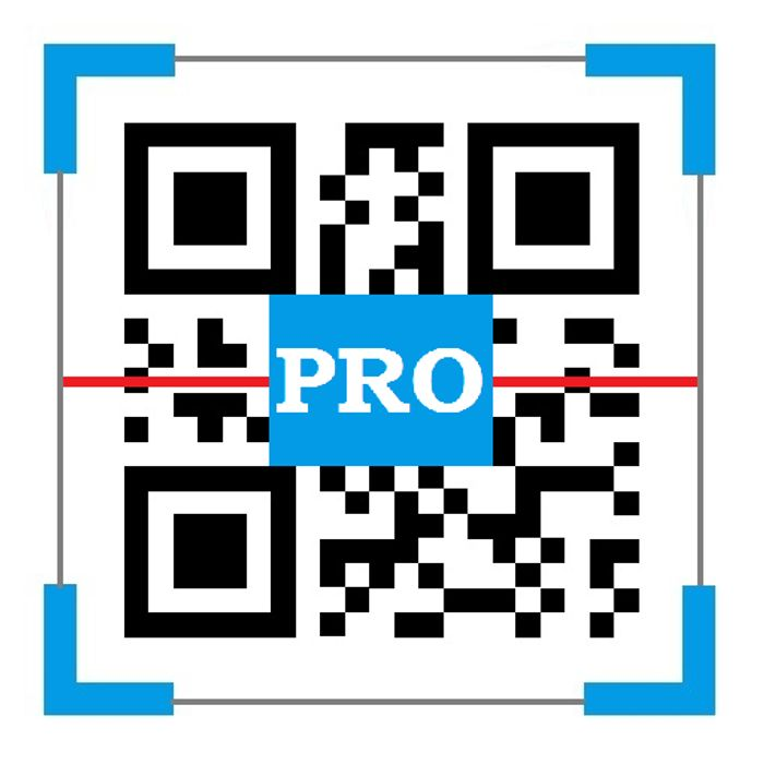 QR/Barcode Scanner PRO  Temp Free Was £2 Rated 4.7/5
