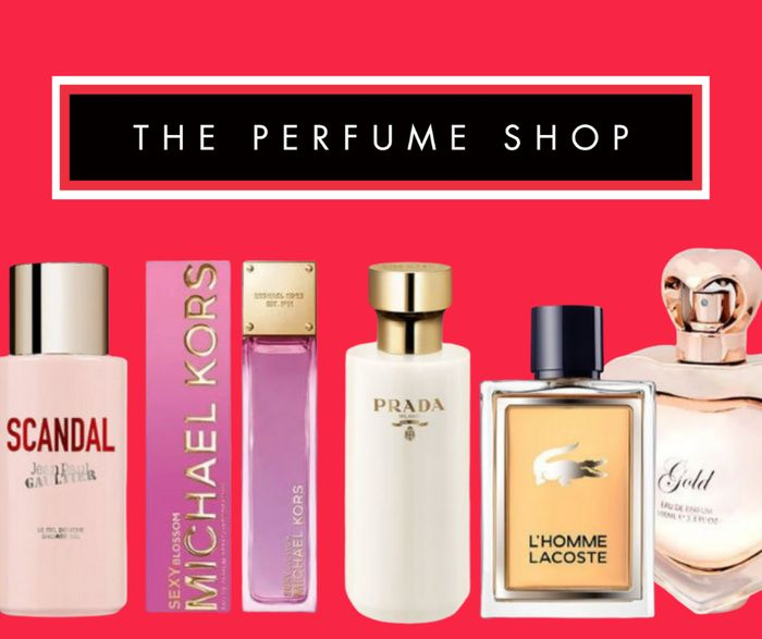 The Perfume Shop up to 80% Sale + Extra 10% Off!